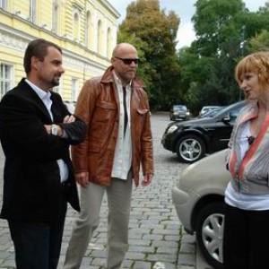 Petr Štěpánek, Marek Vašut a Aňa Gaislerová