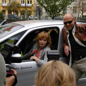 Aňa Gaislerová a Marek Vašut